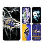 Baltimore Ravens iphone 11 11 pro max galaxy note 10 10 plus wallet case $17.99 USD on eBay