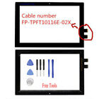"""For Lenovo Miix 3-1030 Miix3 1030 10.1"""" Touch Screen LCD glass Replacement RHN02"""