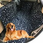 Waterproof Pet Dog Seat Hammock Cover Car Truck Back Rear Mat Blanket Cushion