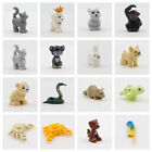 LEGO ANIMALS PUPPY KITTY BIRDS  RAT CRAB CHIMP FOR MINIFIGURES CITY