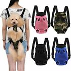 Small Pet Cat Puppy Dog Carrier Front Pack Hiking Travel Backpack Head Legs Out