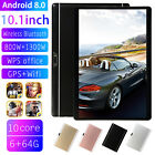 10.1 Inch HD Game IPS Tablet Computer 6+64GB 10 Core Android 8.0 Dual Camera GPS