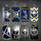 Buffalo Sabres iphone 11 11 pro max galaxy note 10 10 plus wallet case $18.99 USD on eBay
