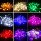 100/200/300/400/600 Led Fairy String Lights Christmas Xmas Party Home Decoration