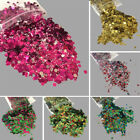 Mixed Flake Chunky Glitter Pot for Face Body Nails Eye Shadow Festival Tattoos