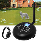 Waterproof Dog Wireless Electric Fence Medium Large Dogs Remote Training Collar