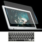 Tempered Glass Screen Protector Keyboard Skin for MacBook Pro 13 A1708 1989 2159