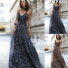 Women Formal Wedding Bridesmaid Long Evening Party Ball Prom Gown Cocktail Dress $18.69 USD on eBay