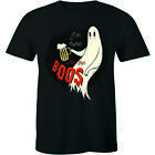 I'm Just Here For The Boos T-shirt Beer Funny Halloween Costume Shirt Tee