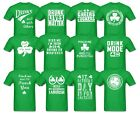 St Patricks Day Drinking Tshirts Offensive Funny Beer Paddys Fathers dad T Shirt