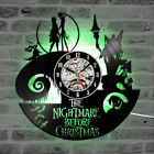 Nightmare Before Christmas Jack and Sally LED Wall Clock Creative Antique Clock