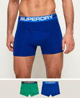 Superdry Sport Boxers Double Pack <br/> MSRP $29.5 - BUY FROM THE OFFICIAL SUPERDRY EBAY STORE