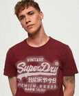 Superdry Mens Premium Goods T-Shirt <br/> MSRP $29.5 - BUY FROM THE OFFICIAL SUPERDRY EBAY STORE
