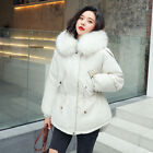 FixedPricenew winter fur collar winter jacket jacket ladies pike coat loose hat coat