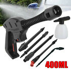 Pressure Washer Cleaning Trigger Gun/Nozzle/Foam Lance For Lavor / Vax Series