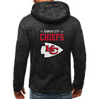 Kansas City Chiefs Hoodie Zip Up coat Sprots Sweatshirt Classic jacket Fans gift $23.74 USD on eBay