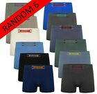 12 Pack Mens Branded Boxer Shorts Pants Briefs Underwear Boxers Sports S M L 2XL