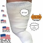 """Внешний вид - Beyond Extra Wide Bariatric Sock for Extreme Lymphedema Calf stretches up to 30"""""""