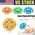 Kids Mini Drone Infrared Sensor UFO Flying Toy Induction Aircraft Quadcopter LOT