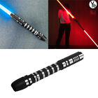 US Stock Star Wars Lightsaber Metal RGB Light Sword With Sound Jedi Prop Toy New $139.5 USD on eBay