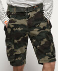 Superdry Mens Core Cargo Heavy Shorts