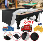 7/8 ft Outdoor Pool Snooker Billiard Table Cover Polyester Waterproof Dust Cap $42.32 AUD on eBay