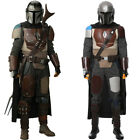 Star Wars Mandalorian Cosplay Costume Halloween Male Suit Mask Express Shipping $125.0 USD on eBay