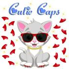 Cutie Caps 40 pack Candy Apple Red Soft Nail Defense Guard for Cat Paws / Claws
