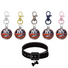 New York Islanders Pet Tag Collar Charm Hockey Dog Cat - Pick Your Color $14.99 USD on eBay