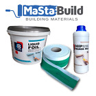 AQUA BUILD Wet Room System Waterproofing Tanking Kit Shower & Bathroom Seal