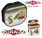 Mono Fishing Line SENSEI FEEDER 150 Meters All Sizes Coarse Sea Carp Bream Chub