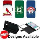 Sport Team Logo PU Leather Wallet Flip Stand Case For Apple iPhone 11 Pro on Ebay