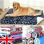Washable Pet Dogs Cats Home Blankets Dog Bed Cushion Mattress Kennel Soft Mats
