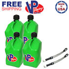 VP Racing Fuel Jugs Square 5 Gallon (Specify #, Color & Hose) Gas Can <br/> Fast Free Shipping!