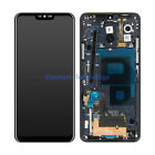QC For LG G7 ThinQ G710 LCD Touch Screen Digitizer Assembly ± Frame Replacement