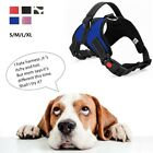 Dog Control Harness No Pull Adjustable Breathable Comfortable for Large Dogs