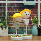 Scarecrow LED Touch Sensor Night Light Creative Table Lamp Home Decor Kid Gift