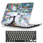 Multi-Colored Hard Protective Case Shell  for MacBoom Air 13* A1932 w/ Touch ID