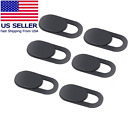 3~6PCS WebCam Cover Slide Camera Privacy Security Protect Sticker-Over 20 Model