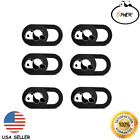 3 6PCS WebCam Cover Slide Camera Privacy Security Protect Sticker-Over 20 Model