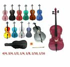 New Cello,Bag,Bow+Accessories ~ Student,Beginner,Starter,Band,Orchestra,School