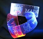 Kyпить MADONNA MADAME X TOUR VIP STYLE BRACELET BLUE RED WHITE COLOR MIAMI VENDORS  на еВаy.соm