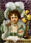 1890s Coca Cola Advertisement NEW fine art giclee print Hilda Clark Old Coke Ad $7.99  on eBay
