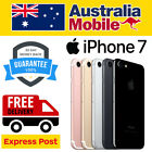 Apple Iphone 7 128gb 32gb Unlocked  Express Shipping & Au Warranty Smartphone