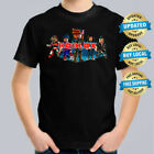 Roblox Classic Kids T-shirt, Children Computer Game Tee Size 2-16