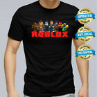 Roblox Gang Men T-shirt Size Xs-5xl Computer Game Tee
