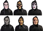 Adult Halloween Scary Fancy Dress Party Costume Skull Mask (Sold Separately)