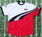 Ranger Boats Ranger Cup Pro Tournament Fishing Red Black White Shirt Large XL