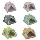 Dog kennel Puppy Cushion House Pet Kennel Dog Mat Blanket Seasons Tent US