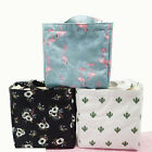 Cy_ Fp- Insulated Lunch Bag Thermal Cooler Women Kids Picnic Food Box Tote Carry